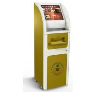 Park Zoo Cinema Music Film Ticket Vending Indoor Kiosk Credit Debit Card Cash Payment