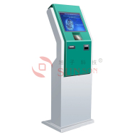 Credit Card Payment Kiosk Bulit In PIN PAD Thermal Receipt Printer