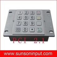 ATM PCI EPP PinPad