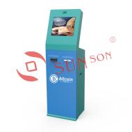 Floor Standing Customized Bitcoin ATM Kiosk