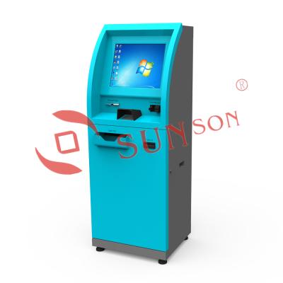 Electricity And Telecom Prepaid Meter Token Vending Bill Payment Self Service Kiosk