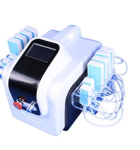 المهنية المحمولة Lipolaser التخسيس آلة تشكيل آلة الجسم