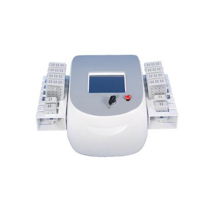 جهاز التجميل بالليزر الطول الموجي 650nm & 980nm Lipo Laser