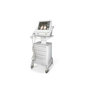 Máquina de estiramiento facial de ultrasonido de alta intensidad