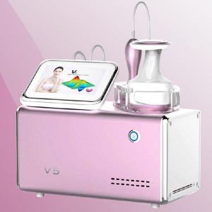 Multifunctional slimming device HIFU RF skin tightening beauty equipment