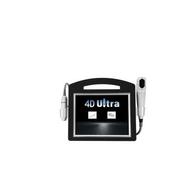 Professional Portable  2 In 1 Hifu 4d Face Lift  Hifu Skin Tightening Beauty Machine