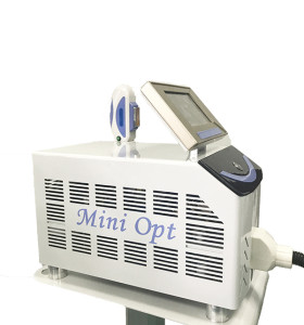 OEM / ODM المهنية المحمولة آلة إزالة الشعر IPL