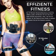Benefits of Electric Muscle Stimulation