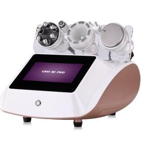 Professional portable Cavitation RF micro current vacuum negative pressure machine