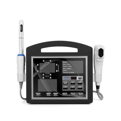 Portable 3 In 1 Hifu 4d Face Lift  Hifu Skin Tightening slimming Beauty Machine