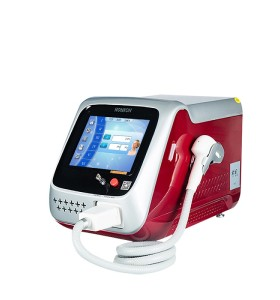 2020 HONKON 755 808 1064 Diode Laser Three-Wavelength Diode Laser Hair Removal Laser Machine