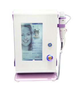 Wrinkle Reduction Skin Tightening Beauty Device Fractional RF Microneedle Facial Beauty Equipment