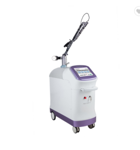 HONKON Q-switched ND YAG Laser professional for pigmented lesions removal machine
