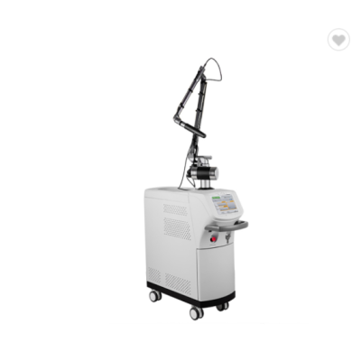 Dual Wavelength Q-Switch Nd Yag Laser Remove Tattoo Machine