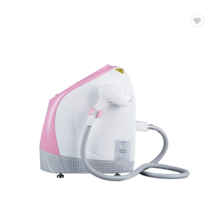 Portable salon use painless 808 diode laser hair removal equipment