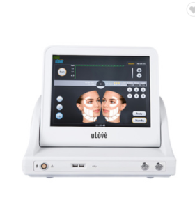 Hifu face lift tightening rejuvenation machine