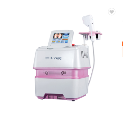 Skin Rejuvenation And Tightening Hifu Machine Face Lifting