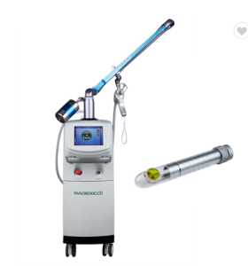 Fractional CO2 laser Machine 10600nm for Skin Rejuvenation