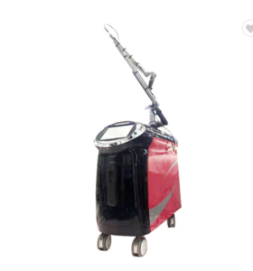 1064 & 532 nm 900Ps Pico Laser Permanent Big Tattoo Removal And Eyebrow Removal Equipment