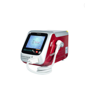 800W High Power Permanent Diode Laser Hair Removal Machine With 12mm*23mm Big Spot Size