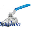 2pc type ball valve