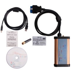 Multi-cardiag M8 CDP Pro for Car 2012.03 With OKI Chip and Bluetooth