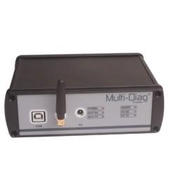 V2011C WAS Multi-Diag Bluetooth Multi-Languages Truck Diagnosis Free Re-Activation