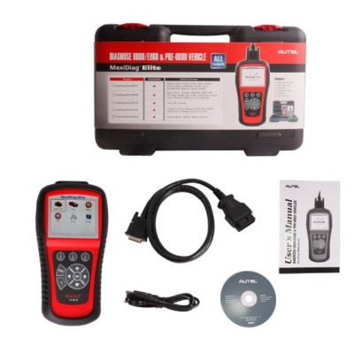 MaxiDiag Elite MD802 All System+DS Model Free Update Online