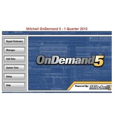 Mitchell OnDemand 5 Q1.2012