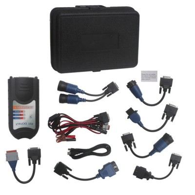 XTruck USB Link Truck Diagnose Interface
