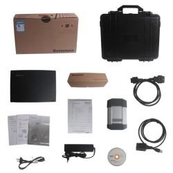 AllScanner VCX Porsche Piwis Tester II 12.8V with Brand New Lenovo E49AL Laptop