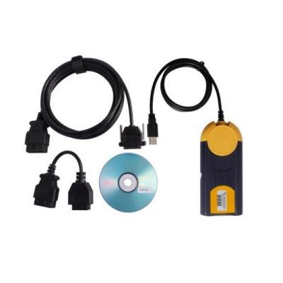 2013.02V Multi-Di@g Access J2534 Pass-Thru OBD2 Device