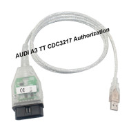 AUDI A3 TT CDC3217 Authorization for VAG KM IMMO TOOL and Micronas OBD TOOL CDC32XX