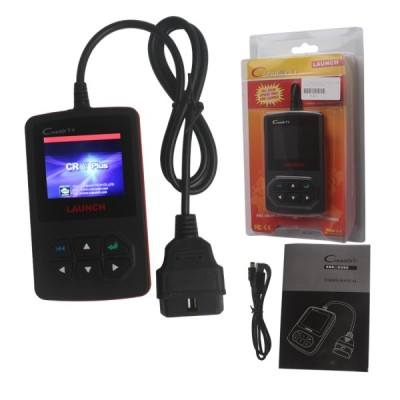 2014 New Release Launch Creader V+ DIY Code Reader Fault Code Query For DIY Repairer