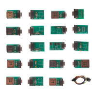 NEW Full Adaptors for All UPA USB Programmer V1.2