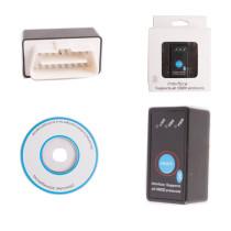 NEW Super Mini ELM327 Bluetooth OBD-II OBD Can with Power Switch