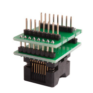SOP16 (DIP16 to SOP16) Socket Adapter for Chip Programmer