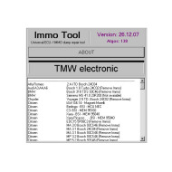 Immo Tool V26.12.2007