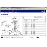 Volvo Lorries & Volvo Buses 2012 Spare Parts Catalog