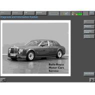 Rolls Royce 200301-200901 Software T30 HDD