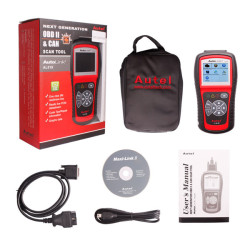 Original Autel AutoLink AL519 OBD-II and CAN Scanner Tool