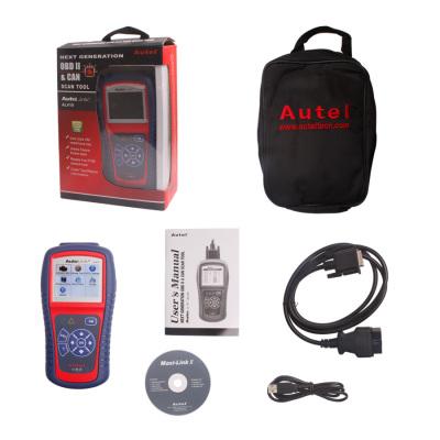 Original Autel AutoLink AL419 OBDII and CAN Scan Tool