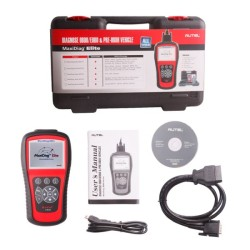 Autel Maxidiag Elite MD702 With Data Stream Function for All System Update Internet