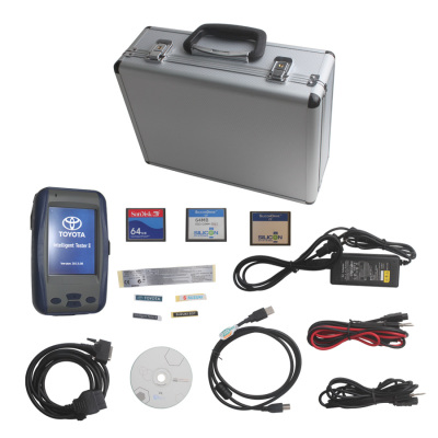 Newest Toyota Intelligent Tester IT2 V2014.6 for Toyota and Suzuki