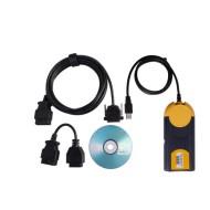 2013V Multi-Diag Access J2534 Pass-Thru OBD2 Device Support Multi-Language