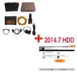 2014 New BMW ICOM A2 Plus BMW ICOM 2014.07V Software For Lenovo & Dell