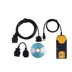 New I-2015 Multi-Diag Access J2534 Pass-Thru OBD2 Device
