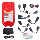 Bluetooth Version VXTRUCKS V8 USB Link Wireless Diagnose Interface with All Adapters