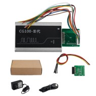 CG100 PROG III Airbag Restore Devices including All Function of Renesas SRS and Infineon XC236x FLASH