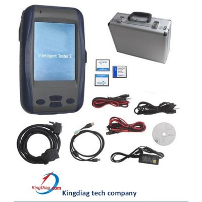 Best Quality Denso Intelligent Tester IT2 V2016.3 for Toyota and Suzuki with Oscilloscope
